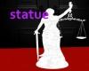 quad queen statue