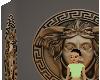 Versace  Background