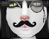 .M. Tux Mustache Human M