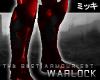 ! Crimson Warlock Boots