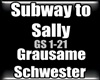 Subway to Sally - Graus.