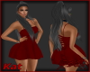 *Kat* DressTXL=RL red
