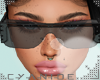 -C- Freak Glasses Black