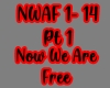 Now We Are Free - Pt 1