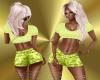 RQ-Sexy Summer Yellow RL