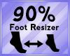 Foot Scaler 90%