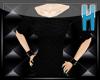 ~H~ Black Winter Sweater