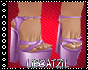 B! Mia Purple Shoes