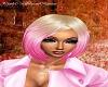 Blonde/Pink Pierce
