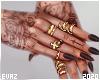 Nails + Tats