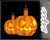 !Pumpkin candles