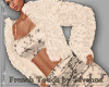 """SAV"" WHISH FUR COAT"