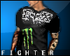 Monster Fox Racing Tee