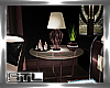 Prime Side Table/Lamp