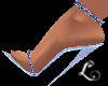 xo*Heels In Blue