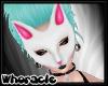 .Kitten Mask [Pink]