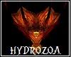 Hydrozoa Webbed Horns