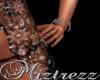 !Miz BlackRose BraceletL