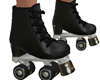 Black Rollerblades