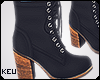 ʞ- Black Boots