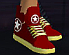 SNEAKERS RED FLASHING