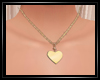 (tk) heart necklace