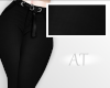 AT Black Tied Jeans RL