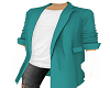 Long Jade Jacket /Tshirt