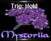 Purple Diamond Bouquet