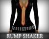 !R  Fiesty BLACK (Rump)