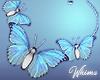 Summery Butterfly Neckl