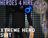 Xtreme Hero Suit