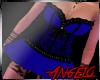 (A)  Lace Vixen Blue