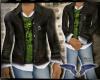 Green Fox Jacket