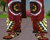 sandal africain
