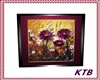 KT LILAC PICTURE FRAME