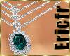 Royal Emerald on Diamond