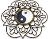 Yin Yang Wall Hanging