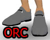 !ORC!Grey Dress Shoes