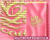 Pink Lemonad Beach Towel