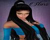 Sabella Black Silk