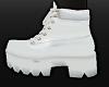 Kawaii Boot White