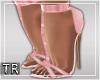 [T] Sparkle Pink Heels