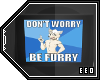 Furry Meme Frame/Picture
