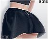 ʞ- Skater Skirt Noir RL