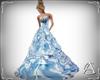 Always Blue gown