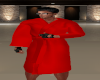 RED M ROBE