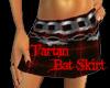 Tartan Bat Skirt