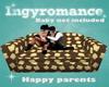 Happy parents couches