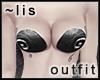 Elven bikini: steel